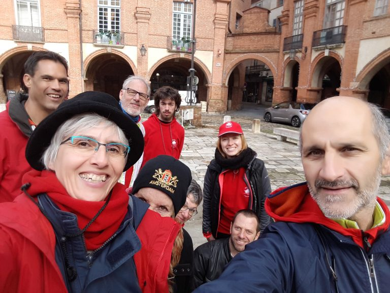 Photos Journée du 8 à Montauban 2019