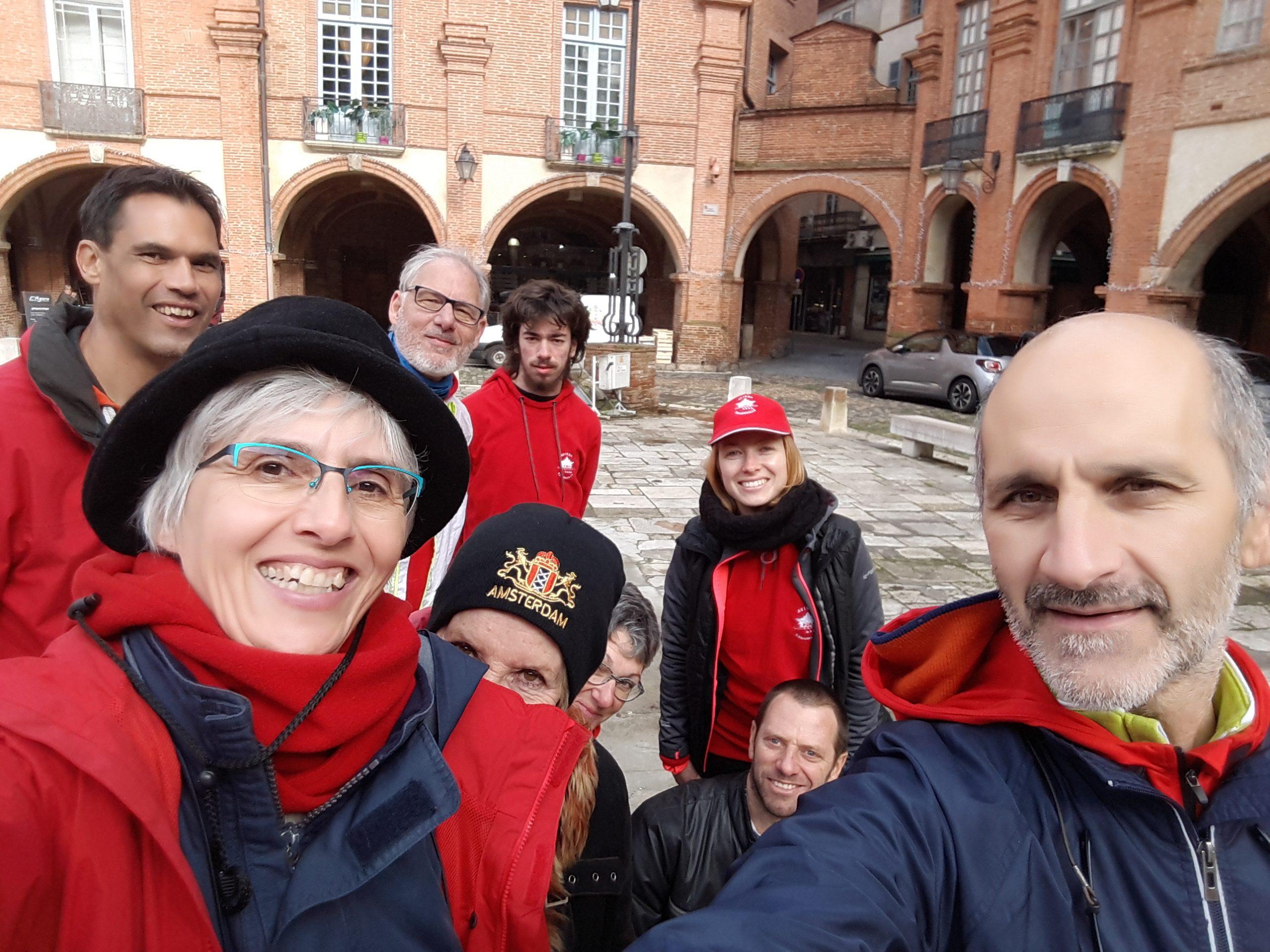 Journée du Huit à Montauban 2019