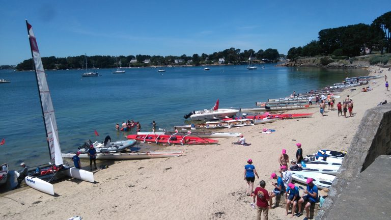 Photos Tour du golfe du Morbihan 2018
